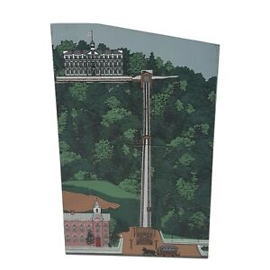 Highland House & Incline Plane of Neversink Mountain Reading PA Hometowne Wood