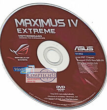 ASUS Maximus IV Extreme  MOTHERBOARD AUTO INSTALL DRIVERS M1852