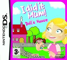 I did it Mum! Doll's House NDS DS Lite DSi XL Brand New