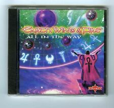 MAXI CD SINGLE (NEW) EARTH WIND AND FIRE ALL THE WAY