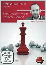 FRITZTRAINER Opening The Amazing Albin Counter-Gambit: Lawrence Trent