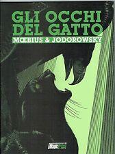 Gli Occhi del Gatto di Jodorowsky e Moebius ed.Magic Press NUOVO sconto 50%