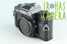 Minolta X-700 35mm SLR Film Camera #32239 D5