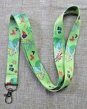 TINKERBELL FAIRY PRINTED LANYARD NECK STRAP ID HOLDER TINKER BELL