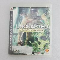 Uncharted Drake's Fortune  - PlayStation 3 PS3 Game