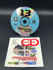 OFFICIAL UK PS1 PLAYSTATION 1 MAGAZINE CD DEMO DISC 13
