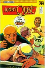Jonny Quest # 15 (Marc Hempel) (USA, 1987)