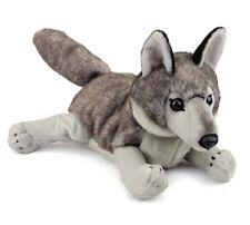 """18"""" CC Gray Wolf Plush Stuffed Animal Toy - New"""