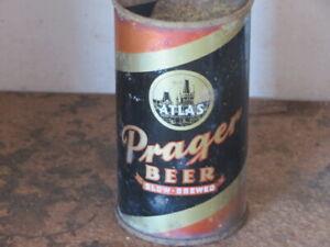 ATLAS PRAGER. BEER. SOLID. O.I.    IRTP CHICAGO.  FLAT TOP