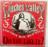 "Witches Valley 1989-7""⚠️Mint-Punk/Witches Songs part I und II,JD 460271"