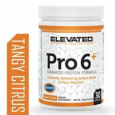 Pro6+ Essential Amino Acids Supplement by Elevated Sports Nutrition