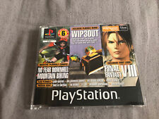 Official UK Playstation One Demo Game Number 50 Final Fantasy PAL PS1 Rare Retro