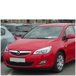 Opel Astra J 2009-2012 PDC vorne Stoßstange in Wunschfarbe lackiert, NEU!