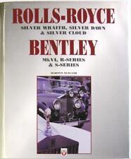 ROLLS-ROYCE SILVER WRAITH, SILVER DAWN & SILVER CLOUD BENTLEY MK VI, R/S SERIES