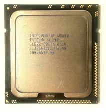 Intel Xeon w3680 Westmere-EP Six-Core 6x 3,33 GHz 12 Mo l3 Cache LGA 1366 SLBV 2