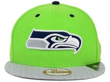 "New Seattle Seahawks New Era ""NFL Feather 9FIFTY Snapback  Hat Cap"