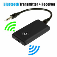 2020 New Bluetooth Transmitter and Receiver 2-in-1 Wireless Adapter TT-BA07