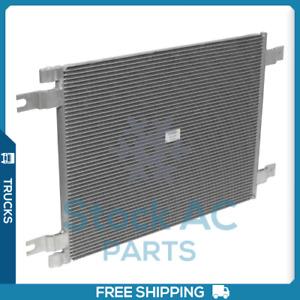 New A/C Condenser for Kenworth C500,T270,T660,T800, W900 / Peterbilt 320,384..