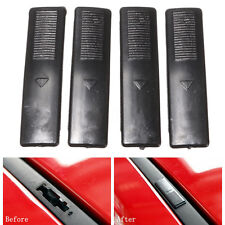 4pcs Plastic Clip Roof Rail Cover substitution For Mazda 2 3 6 CX5 CX7 CX9 AU