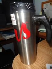 Tim Hortons Stainless Travel Mug/Handle  - New
