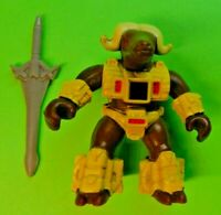 BATTLE BEASTS #64 MUSKY OX SERIES 2 COMPLETE HASBRO