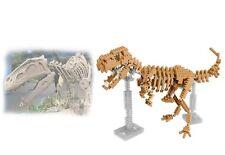 Nano block toys Childhood Education animal specimen Dinosaur bones 580PCS