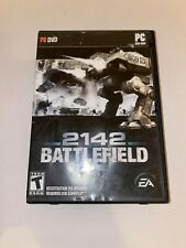 Battlefield 2142 (PC, 2006) Used in Good condition complete