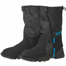 OUTDOOR RESEARCH Huron HIGH GAITERS for SNOWSHOE Boots MENS or WOMENS size SMALL