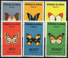 Butterflies Postage African Stamps