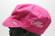 ALLIE - PINK - ATLANTIS PROMO - ADULT LARGE SIZE SOFT FORM CADET STYLE CAP HAT!