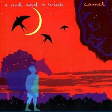CD Camel-a nod and a Wink (NEW)