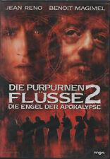 DIE PURPURNEN FLÜSSE TEIL 2 - Die Engel der Apokalypse - DVD mit Christopher Lee