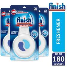 3 x Finish Dishwasher Freshener With Scent Control Technology Up to 60 Washes