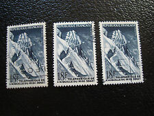 FRANCE - timbre yvert et tellier n° 1079 x3 obl (A15) stamp french