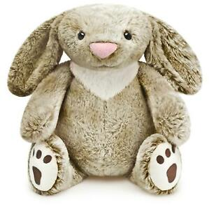 Mousehouse Gifts - Peluche lapin - brun/bicolore - 35 x 22 x 15 cm