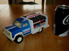Tonka - Pressed Steel Pepsi-Cola Delivery Truck, Complete w/Bottles, 1970's yrs