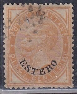 1874 LEVANTE LOTTO N.4 MOLTO BEN CENTRATO VALORE USATO