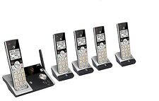 AT&T CL84215 DECT 6.0 Cordless Phone 5 Handset System With CALLBLOCK & ANNOUNCE