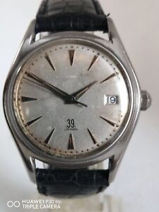 vintage girard perregaux gyromatic Automatic Mens Watch 39 Jewels Running