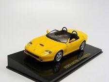Ferrari F550 Barchetta gelb  Ixo/SpecialC. Neu in OVP 1/43