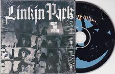 CD CARDSLEEVE LINKIN PARK 2T FROM THE INSIDE DE 2003