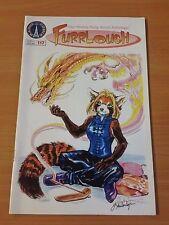 Furrlough #117 ~ VERY FINE - NEAR MINT NM ~ 2002 Radio Comicx