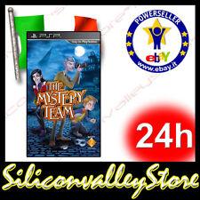 The Mystery Team - Sony PlayStation Portable - Italiano - PSP Game ITA