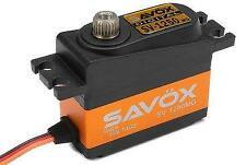 Savox SV1250MG High Voltage Micro Tail Digital Servo