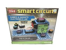 Smart Lab Smart Circuits Games & Gadgets Electronics Lab - Unused New (Other)