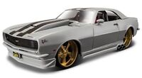 Maisto 1:24 1968 Chevy Chevrolet Camaro Z28 Diecast Model Racing Car New In Box