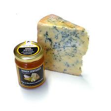 Blue Stilton Cheese Blauschimmelkäse 300g und Birnensenfsauce 180g