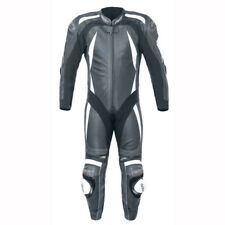 RST PRO SERIES CPX-C II 1840 LEATHER SUIT KNEE/ELBOW SLIDERS BRAND NEW 46 BLK/WH