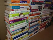 Lot of 10 Diet Fitness Exercise Weight Loss Alternative Health Books *RANDOM*MIX