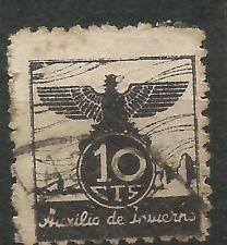 España Auxilio de Invierno Galvez # 5 (o)